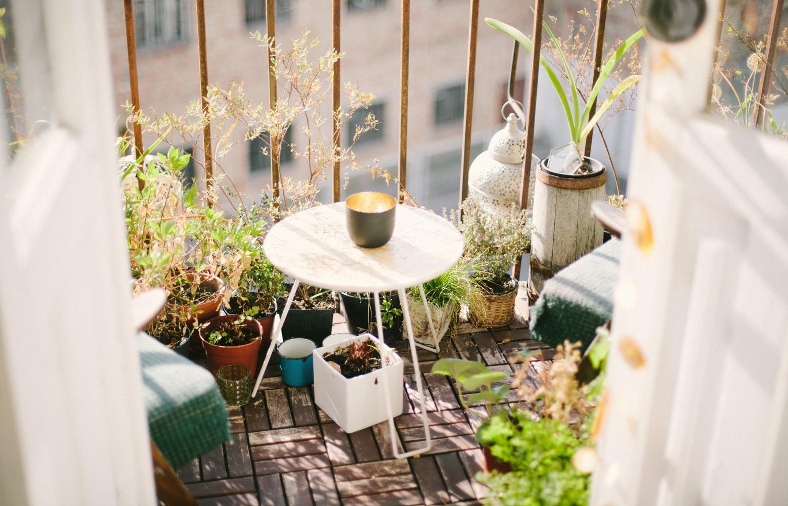 Comment aménager son balcon ou sa petite terrasse après l'hiver ? 8